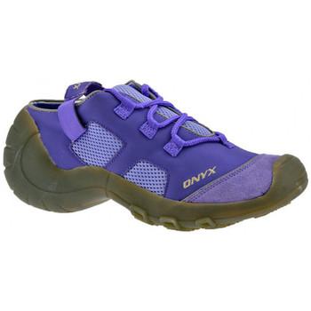 Sko Dame Lave sneakers Onyx  Violet
