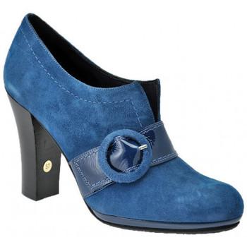 Sko Dame Højhælede sko Impronte  Blå