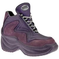 Sko Dame Høje sneakers Zone  Violet