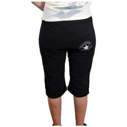 textil Dame Shorts Converse  Sort
