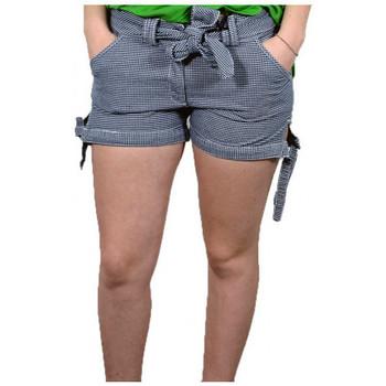 textil Dame Shorts Converse  Blå