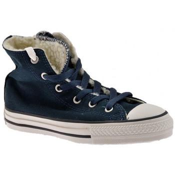Sko Børn Høje sneakers Converse  Blå