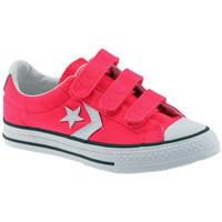 Sko Børn Lave sneakers Converse  Pink