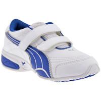 Sko Børn Lave sneakers Puma  Hvid
