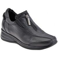 Sko Dame Lave sneakers Botticelli  Sort
