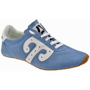 Sko Dame Lave sneakers Wushu Ruyi  Blå