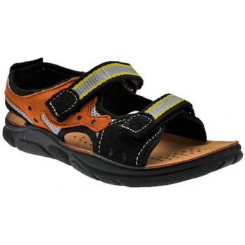 Sko Dreng Sandaler Inblu  Sort