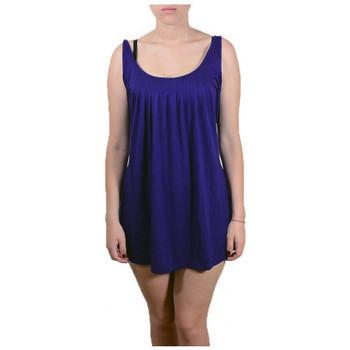 textil Dame T-shirts m. korte ærmer Datch  Violet