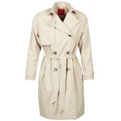 textil Dame Trenchcoats S.Oliver REVISU Beige