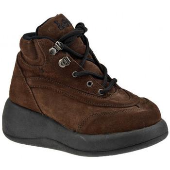 Sko Dame Høje sneakers Lee  Brun
