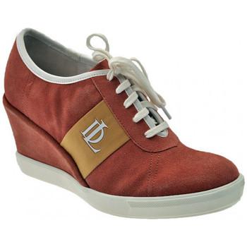 Sko Dame Høje sneakers Donna Loka  Pink