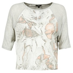 textil Dame T-shirts m. korte ærmer Mexx EXOTI Grå