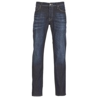 textil Herre Smalle jeans Jack & Jones CLARK JEANS INTELLIGENCE Blå