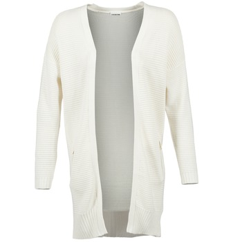 textil Dame Veste / Cardigans Noisy May BALE BEIGE