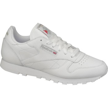 Sko Dame Lave sneakers Reebok Sport Classic Leather 50151 Blanc
