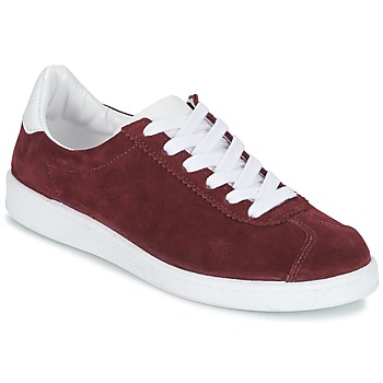 Sko Dame Lave sneakers Yurban EMARTI Bordeaux