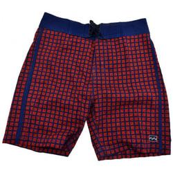 textil Herre Shorts Billabong  Rød