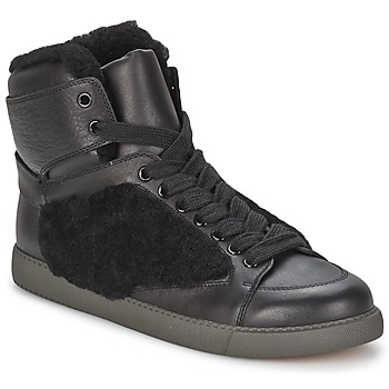 Sko Dame Høje sneakers See by Chloé SB23158 Sort