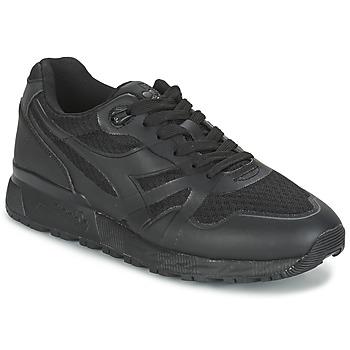 Sko Herre Lave sneakers Diadora N9000 MM II Sort