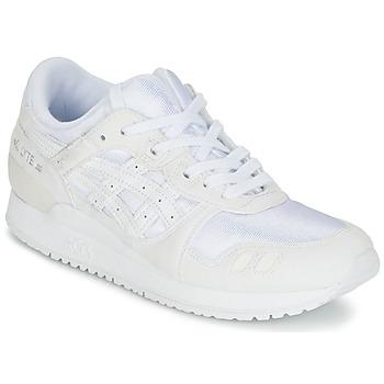 Sko Børn Lave sneakers Asics GEL-LYTE III GS Hvid