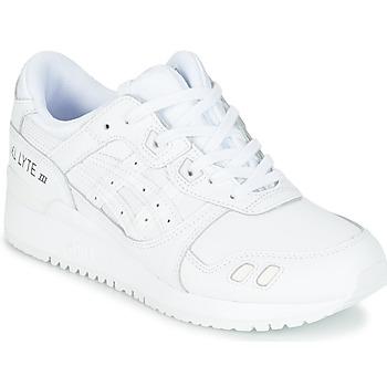Sko Lave sneakers Asics GEL-LYTE III Hvid