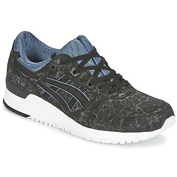 Sko Lave sneakers Asics GEL-LYTE III Sort / Blå