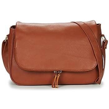 Tasker Dame Skuldertasker Betty London EZIGALE Cognac
