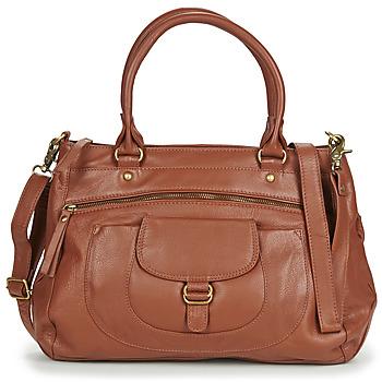 Tasker Dame Håndtasker m. kort hank Betty London ETRAME COGNAC