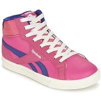 Sko Pige Høje sneakers Reebok Classic REEBOK ROYAL COMP 2 Pink