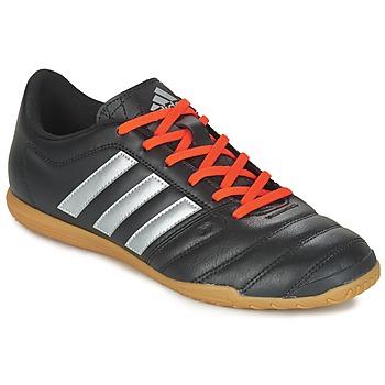 Sko Herre Fodboldstøvler adidas Performance GLORO 16.2 INDOOR Sort