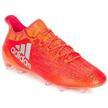 Sko Herre Fodboldstøvler adidas Performance X 16.1 FG Orange