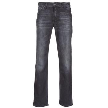 textil Herre Lige jeans 7 for all Mankind SLIMMY LUXE PERFORMANCE Grå