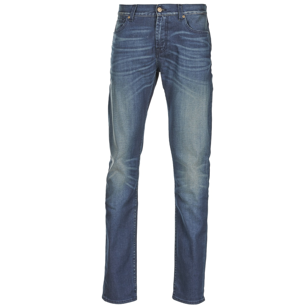 7 for all Mankind RONNIE ELECTRIC MIND Blå / MEDIUM