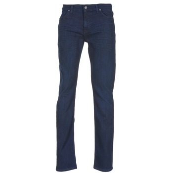 textil Herre Smalle jeans 7 for all Mankind RONNIE WINTER INTENSE Blå / Mørk