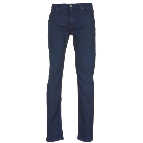 Jeans 7 for all Mankind RONNIE WINTER INTENSE Blå / Mørk 350x350