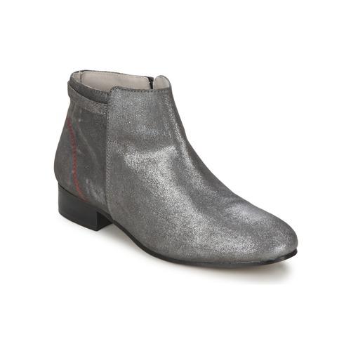 Sko Dame Støvler Alba Moda FLONI Sølv