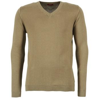 textil Herre Pullovere BOTD ELABASE VEY Muldvarpegrå