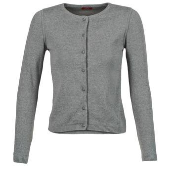 textil Dame Veste / Cardigans BOTD EVANITOA Grå