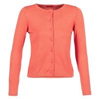 textil Dame Veste / Cardigans BOTD EVANITOA Orange