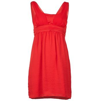 textil Dame Korte kjoler Naf Naf KYARINA Rød