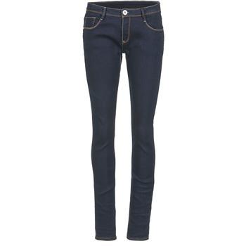 textil Dame Smalle jeans Yurban ESQUINE Blå