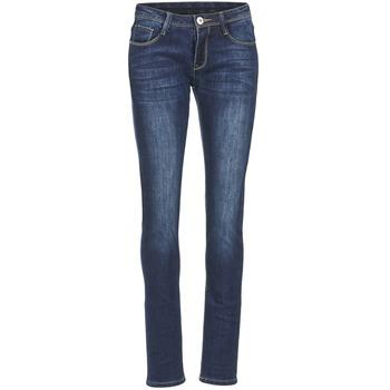 textil Dame Smalle jeans Yurban IETOULETTE Blå / Medium