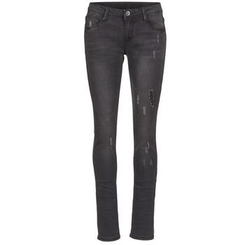 textil Dame Smalle jeans Yurban IETOULETTE Sort
