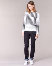 textil Dame Lige jeans Yurban IESQUANE Blå / Mørk