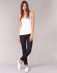 textil Dame Lige jeans Yurban IESQUANE Sort