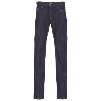 textil Herre Lige jeans Yurban EVIO Blå