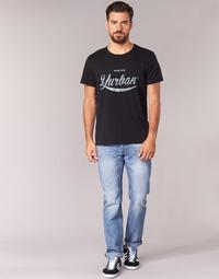 textil Herre Lige jeans Yurban IEDABALO Blå / Lys