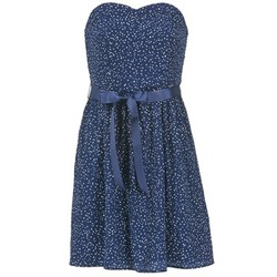 textil Dame Korte kjoler Morgan RPEPS Marineblå