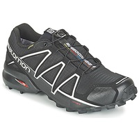Sko Herre Løbesko Salomon SPEEDCROSS 4 GTX® Sort / Sølv