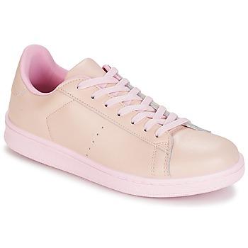Sko Dame Lave sneakers Yurban EZIME Pink